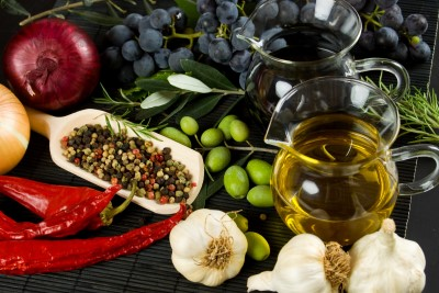 Mediterranean Diet  Helps Keep People