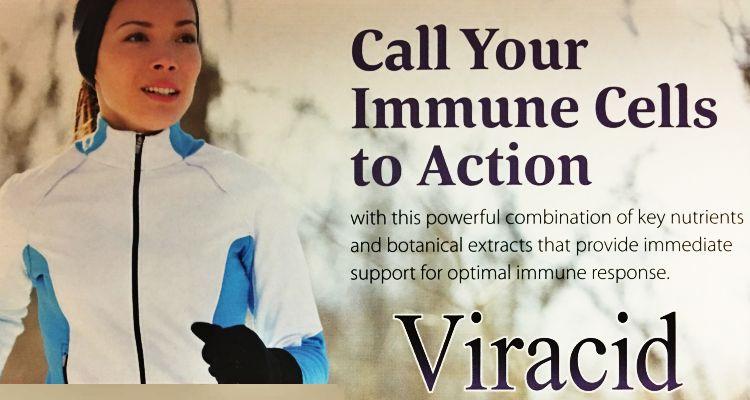 Viracid Immune support