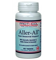 Protocol For Life Balance Aller-All 60 tablets