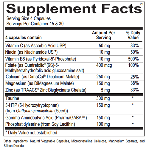 Cerenity PM Supplement information