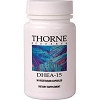 Thorne Research DHEA-15 90 Capsules-Discontinued