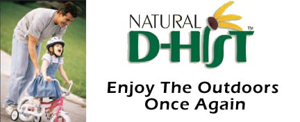 Natural D Hist - Enjoy the outdoors again