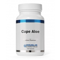 Cape Aloe 250mg  by Douglas Labs  100 Capsules