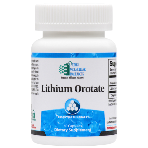 Lithium orotate for sale