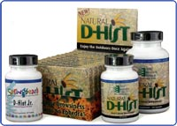 Ortho Molecular Products - Natural D-Hist