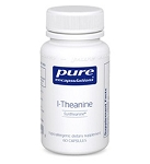 L-Theanine by Pure Encapsulations 120 Capsules