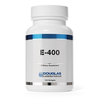 E-400  by Douglas Labs 100 Soft Gels