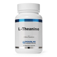 L-Theanine 100mg by Douglas Labs 60 Capsules