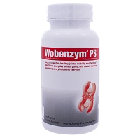 Wobenzym PS by Douglas Labs 100 or 180 Tablets