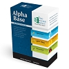 Alpha Base Premier Packs 30 or 60 Packets by Ortho Molecular Products