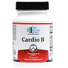 Cardio B by Ortho Molecular Products 60 or 120 CT