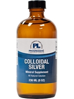 Colloidal Silver by Progressive Labs 4 or 8 oz