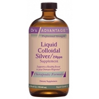 Colloidal Silver 250 ppm by Dr's Advantage 2 oz