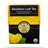Dandelion Leaf Tea - Organic Budda Treas18 bags