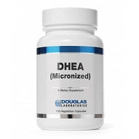 DHEA 25mg  by Douglas Labs 100 Capsules