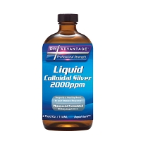 Liquid Colloidal Silver 2000 ppm by Dr's Advantage 2 oz