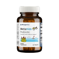 MetaKids Probiotic by Metagenics 120 Tablets