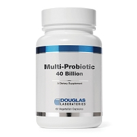 Multi-Probiotic 40 Billion ® by Douglas Labs 60 Capsules