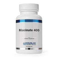 Niacinate-400  by Douglas Labs 120 Capsules