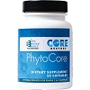 PhytoCore by Ortho Molecular Products 20 or 120 Capsules