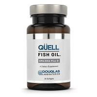 Quell Fish Oil® EPA/DHA plus Vitamin D by Douglas Labs 30 or 60 Soft Gels