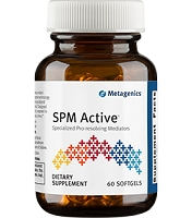 SPM Active by Metagenics 120 Soft Gels