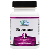 Strontium by Ortho Molecular Products 60 CT