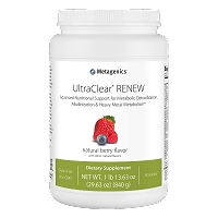 UltraClear ® RENEW by Metagenics Vanilla, Berry or Chai