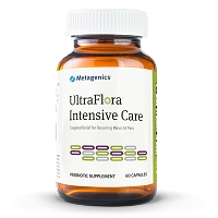 UltraFlora Intensive Care by Metagenics 60 Capsules