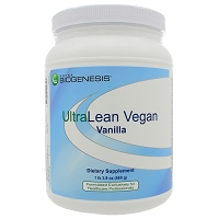 UltraLean Vegan Vanilla by BioGenesis 14 Servings
