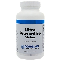 Ultra Preventive Vision by Douglas Labs 120 Capsules