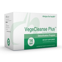 VegeCleanse Plus 14 Day Detox Program (formerly PaleoCleanse Plus) by Designs for Health