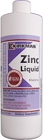 Zinc Liquid by Kirkman 16 oz - 94 Servings