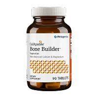 Cal Apatite Bone Builder ® Vegetarian by Metagenics 90 or 270 Tablets (formerly Osteo-Citrate)