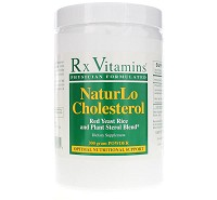 NaturLo Cholesterol by Rx Vitamins 60 svg