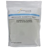 Physicians Elemental Diet by Integrative Therapeutics 12 or 36 Servings