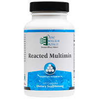 Reacted Multimin by Ortho Molecular Products 120 CT