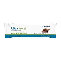Ultra Protein Bar by Metagenics 12 bars Chocolate or Peanut Butter