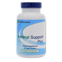 Adrenal Support Plus 60 Capsules by BioGenesis