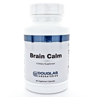 Brain Calm  by Douglas Labs 60 Capsules