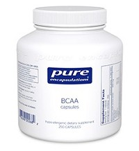 BCAA Capsules by Pure Encapsulations 90 Capsules