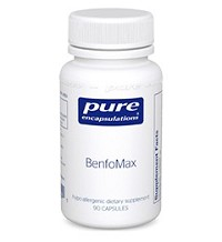 BenfoMax by Pure Encapsulations 90 Capsules