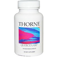 Thorne Research Quercenase 60 Capsules