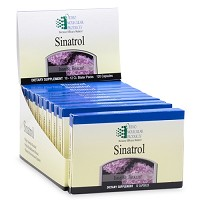 Sinatrol by Ortho Molecular Produxcts 10-12 Count Blister Packs 120 Capsules