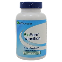 BioFem Transition by BioGenesis (formerly BioFem HRT) 60 Capsules
