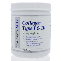 Collagen I and III Dietary Supplement by Collagen M.D.