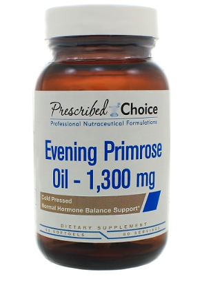 Evening Primrose Oil by Prescribed Choice replaces Evening Primrose Oil by Ortho Molecular Products