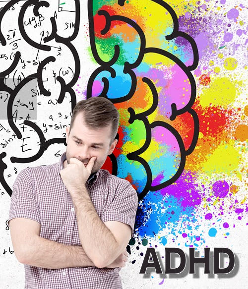 Omega 3 and Vitamin D helps with ADHD