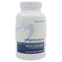 Inflammatone by Designs for Health 120 or 240 Capsules