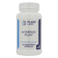 InterFase Plus by Klaire Labs 60 or 120 Capsules